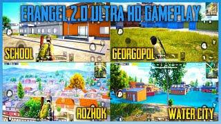 Pubg Mobile New Erangel 2.0 Ultra HD Gameplay / Kumari Gamer