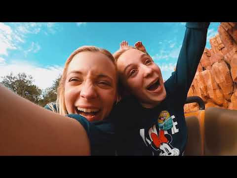 Disney World for 25th Birthday with GoPro
