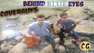 Behind Blue Eyes- Limp Bizkit (by CG)