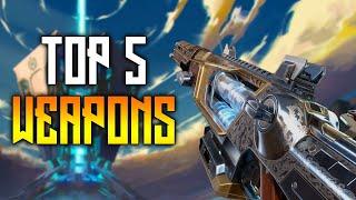 Apex Legends Top 5 Weapons for Season 4 Ranked (Apex Predator Tips)