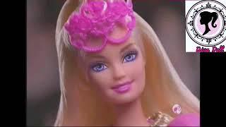 Todos os comerciais da Barbie dos filmes