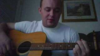 """Acoustic Original by Shawn T. Davidson """"Hold Me Tonight"""""""