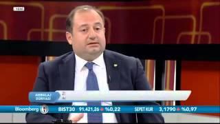 Zeki SARIBEKİR'in Bloomberg HT TV Ambalaj Dünyası Programı Röportajı