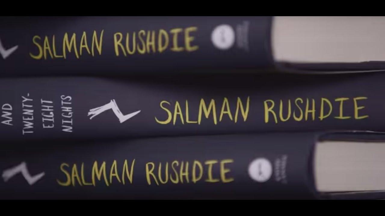 Salman Rushdie Book