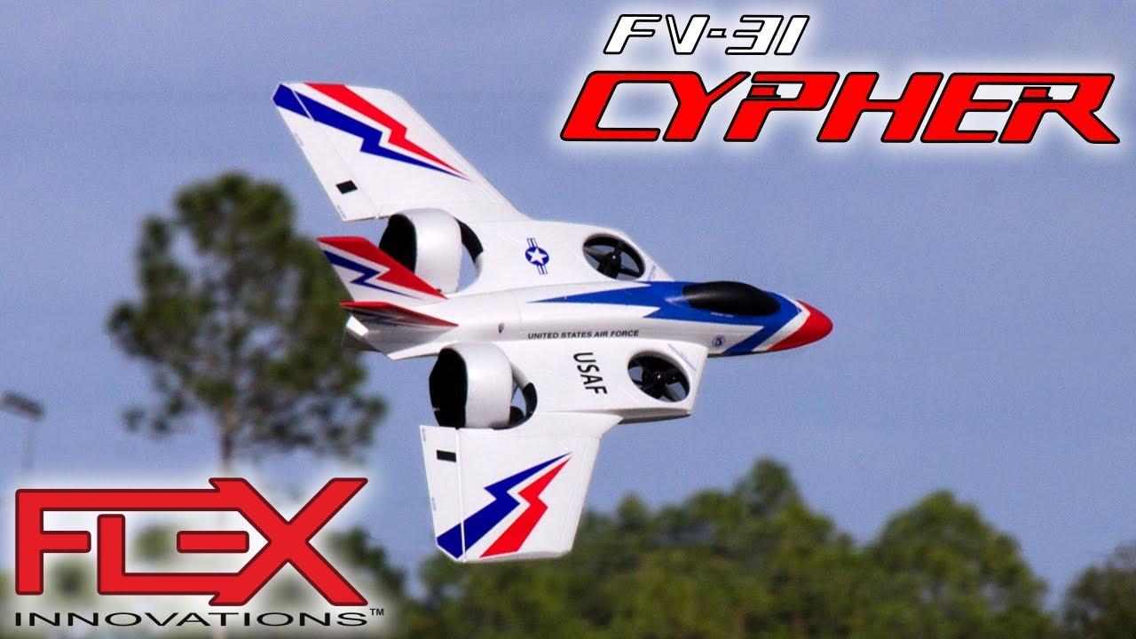 FV-31 CYPHER VTOL EDF SUPER PNP