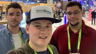 Having fun at CES 2019 (ft. TechRight & TechDaily)