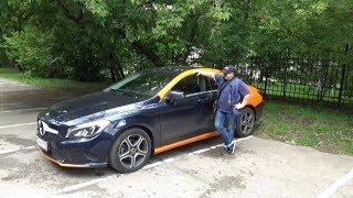Mercedes-Benz CLA / Обзор-Тест Драйв