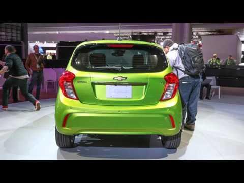 2017 Chevrolet Spark Lt Depth Review Of Interior Exterior