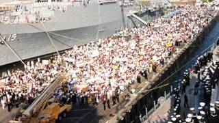 USS Wisconsin Sailor Stories: QM2 Nitka