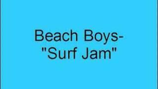 Beach Boys- Surf Jam