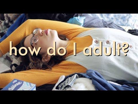 HELP! How do I adult?