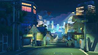 midnight in japan. [lofi / jazzhop / asian beats]