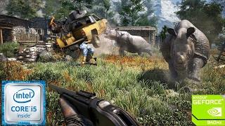 Far Cry 4 Gameplay Nvidia 940mx [Intel Core i5 6200u]