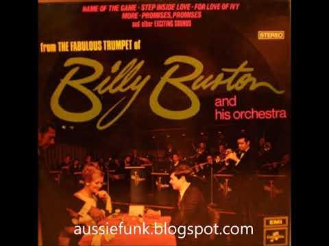 Billy Burton - Name Of The Game (Oz Jazz-Funk Soundtrack Theme)