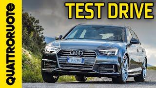 Audi A4 Avant 2.0 TDI 2016 Test Drive