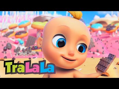 Iubesc Ciocolata  Cantece pentru copii mici | Cantece TraLaLa – Cantece pentru copii in limba romana