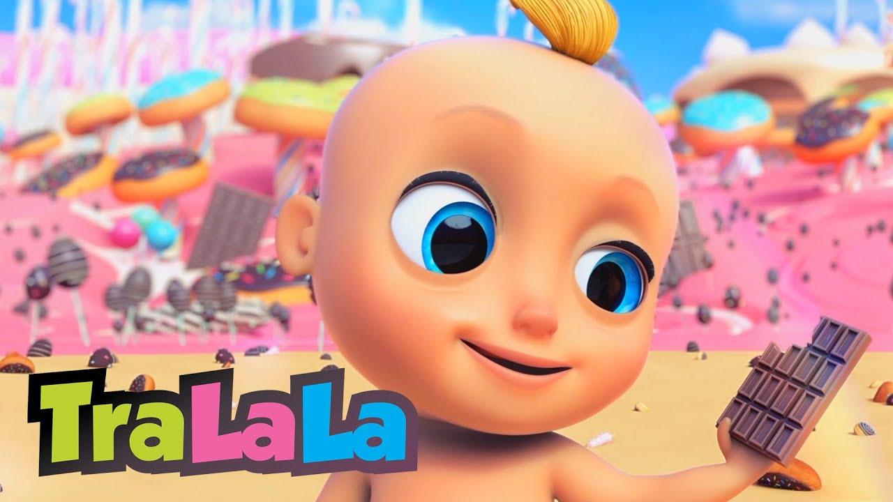 Download Iubesc Ciocolata yummy yummy 🍫 Cântece pentru copii mici | Cântece TraLaLa
