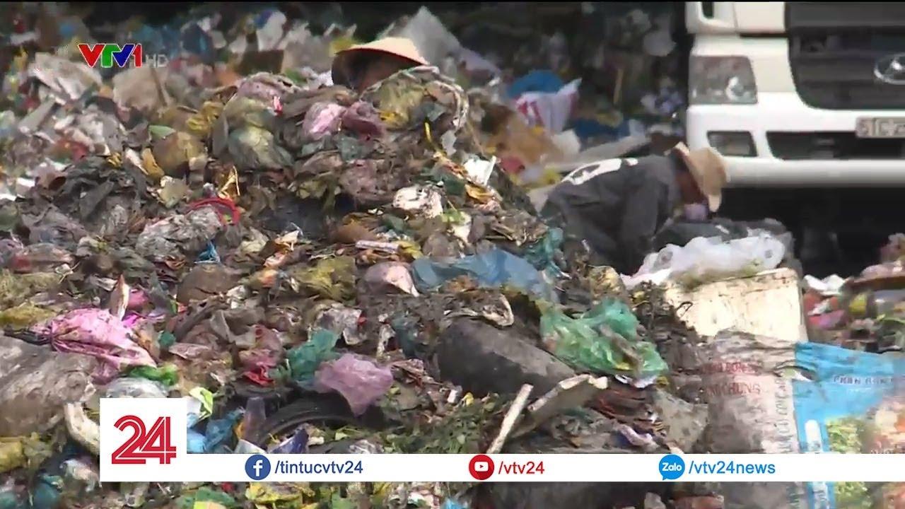 Tp.HCM: Người dân ám ảnh cả ngày lẫn đêm bởi mùi hôi thối của rác - Tin Tức VTV24