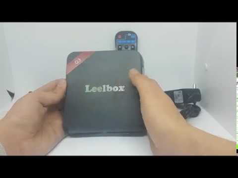 Leelbox Q3 TV BOX. Tu tele antigua a SMART TV. VIDEO-REVIEW