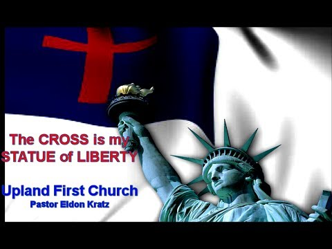 CROSS IS MY STATUE OF LIBERTY