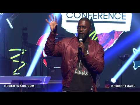 Robert Madu @ 2017 Legendary Conference // Legendary Youth