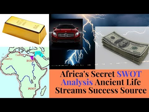Africa's Secret SWOT Analysis Is Ancient Life Streams Success Source