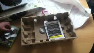 Unboxing Limited DJ Hero 2 Bundle