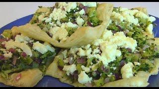 Betty's Broccoli-Feta Puffs