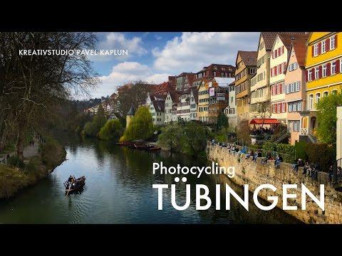 Mit Pavel unterwegs in Tübingen