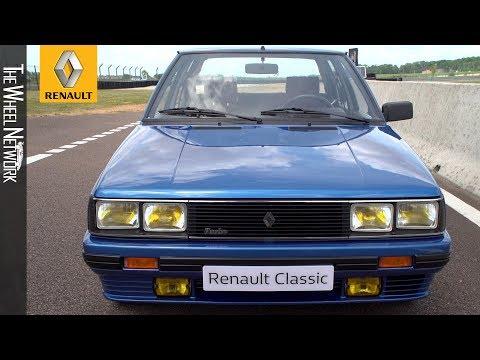 1985 Renault 9 Turbo (Italian)