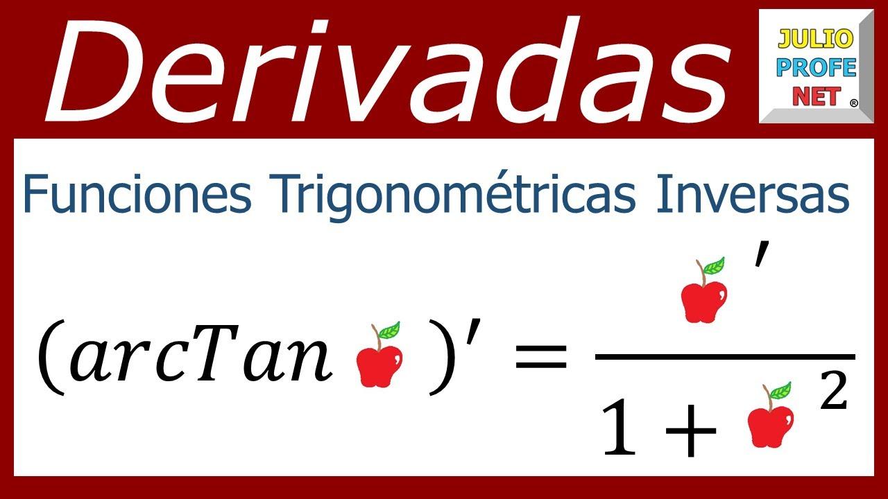 Derivar funciones trigonometricas online dating