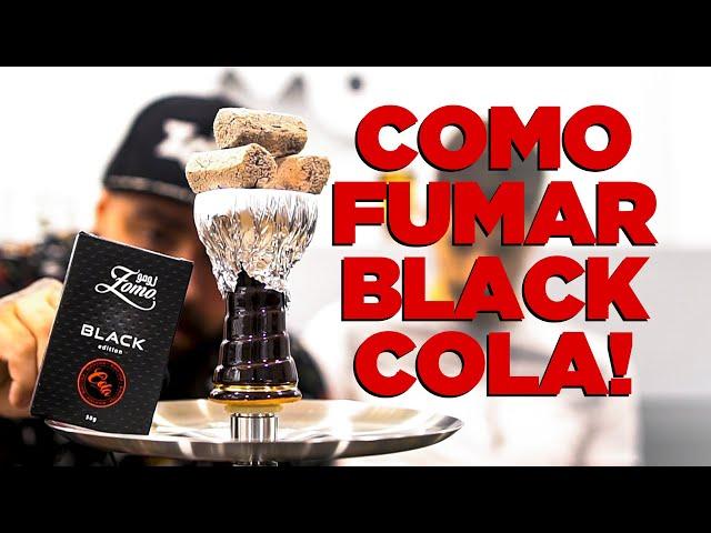 O MELHOR PREPARO DE BLACK COLA