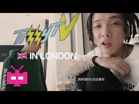 ⚡️TIZZY TV @ 伦敦 🇬🇧 LONDON ⚡️ a.k.a 你的男孩T_T  【 November VLOG 】
