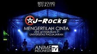 J-Rocks - Mengertilah Cinta Live at Fesbukan 7 Universitas Padjajaran #AITVTOUR