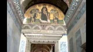 トルコ聖ソフィア大聖堂 ,イスタンブール  Ayasofya Istanbul Turkey