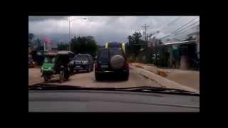 Bogo City, Cebu!!! Traffic!!!