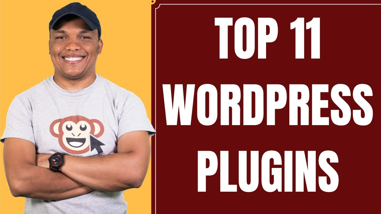 Top 11 WordPress Plugins in 2020/2021