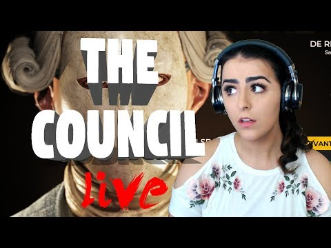 LET'S PLAY THE COUNCIL | LIVE