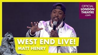 West End LIVE 2018: Matt Henry
