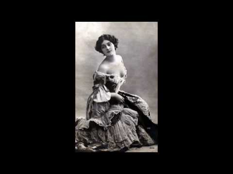 1900's American Opera Female Singers Mix Vol.1 (1902-1914)