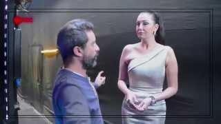 كواليس حلقة غادة عبدالرازق في برنامج مصارحة حرة