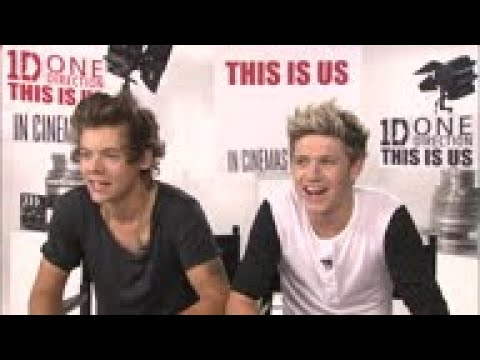 Niall Horan, Harry Styles, & Louis Tomlinson - One Direction:This is Us