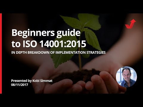 An ultimate guide to building an Environmental Management Sy