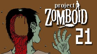 Ecky Plays Project Zomboid | S08 E21 | Traps