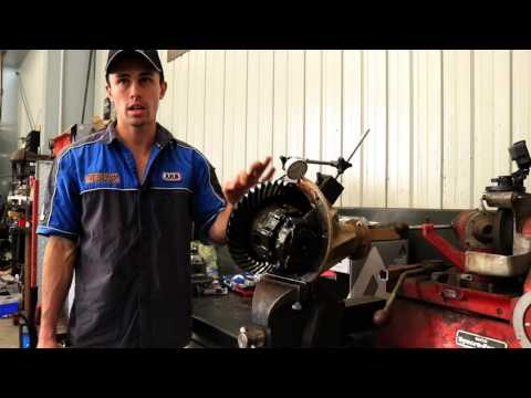 ARB BullBar And Air Locker Installation