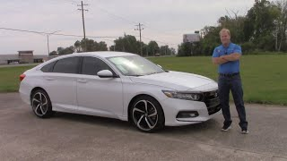 Is The 2020 Honda Accord Sport The Right Car For You?