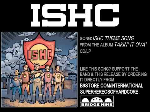 Hardcore international superheroes