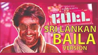Ullaallaa Cover Song - Petta   Sri Lankan Baila Version   Superstar Rajinikanth   Anirudh