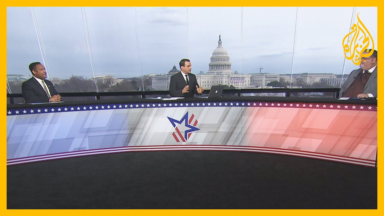 نافذة من واشنطن.. حالة توتر غير مسبوقة قبل تنصيب الرئيس بايدن  - نشر قبل 8 ساعة