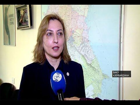 В Бакинском представительстве МККК состоялась встреча с журналистами